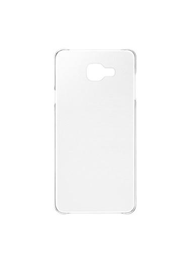 Samsung Samsung A310F Galaxy A3 (2016) Uyumlu İnce Kapaklı Telefon Kılıf Renkli